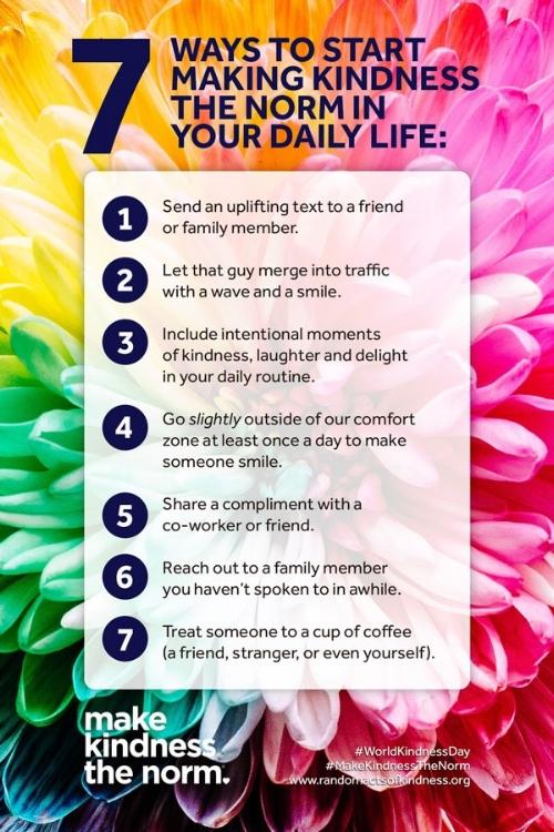 Image result for kindness tips